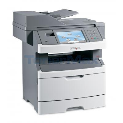 Lexmark X-463de